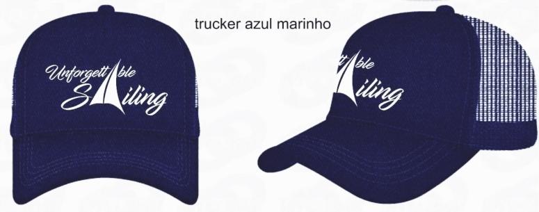 cópia de bone trucker azul marinho